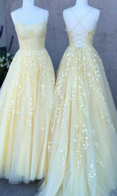 Prepare prom party with shopping prom dresses