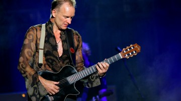 Sting & Peter Gabriel Live Tour in NYC